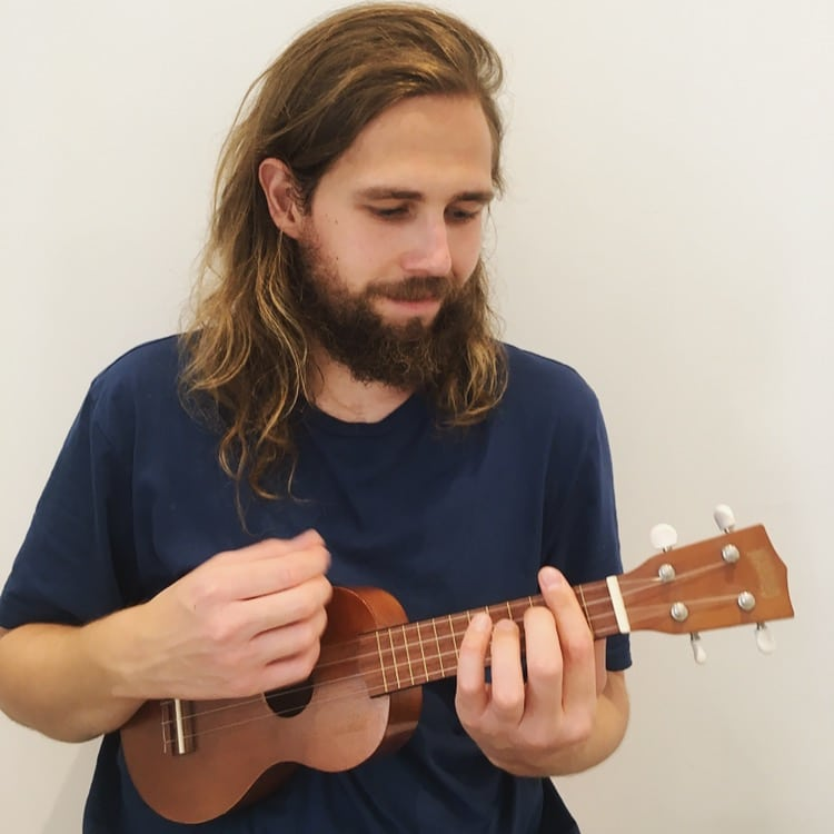 ukulele lessons London teachers - Bruce Music