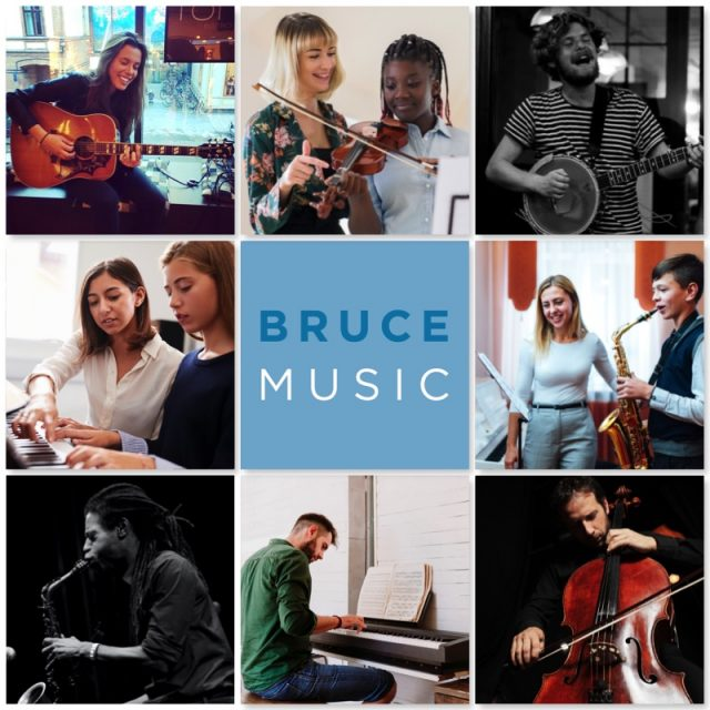 Music Teachers - Bruce Music