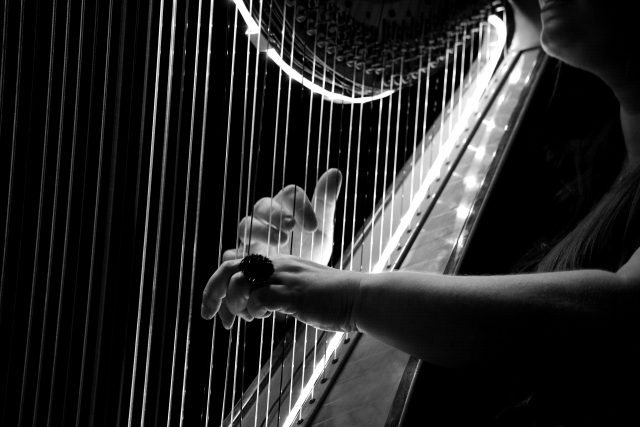 harp classes in London