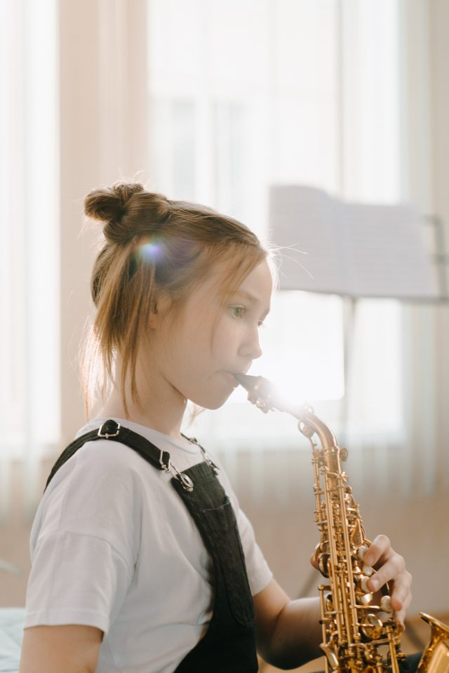 saxophone classes in London