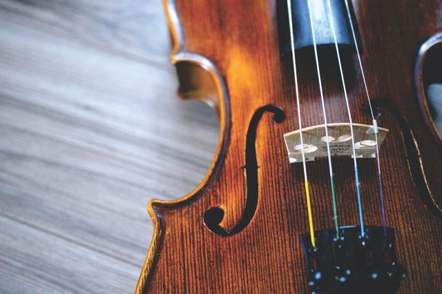 violin lessons london - bruce music