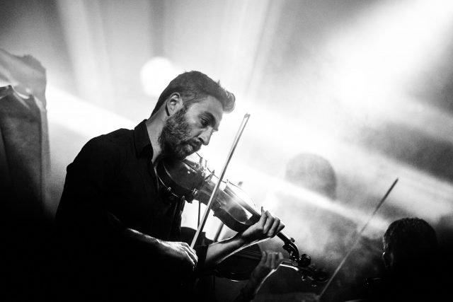 violin teachers in london - bruce music