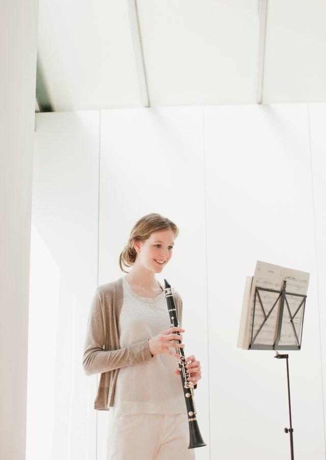 clarinet teacher London - Bruce Music