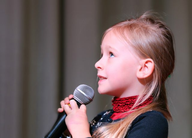 singing classes for children London
